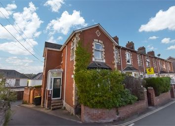 Thumbnail 3 bed end terrace house for sale in Fore Street, Kingskerswell, Newton Abbot, Devon.