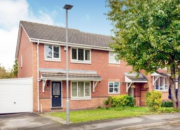 Thumbnail 3 bed property to rent in Syon Park Close, Nottingham