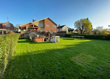 Thumbnail 4 bed detached house for sale in Hawthorn Bank, Spalding
