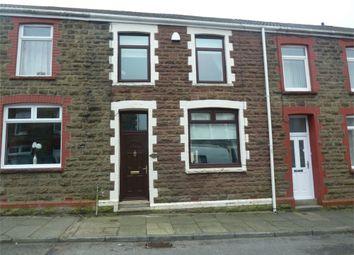 Thumbnail 3 bed terraced house for sale in Wesley Street, Caerau, Maesteg, Mid Glamorgan