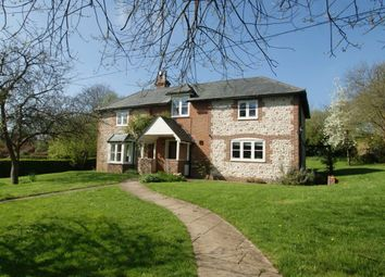Thumbnail 5 bed detached house to rent in Forest Lane, Upper Chute, Andover