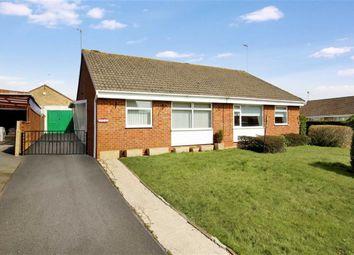 Thumbnail 2 bedroom semi-detached bungalow for sale in Gainsborough Avenue, Royal Wootton Bassett, Wiltshire