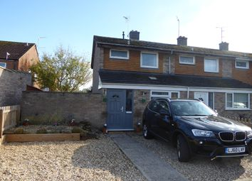 Thumbnail 3 bed end terrace house for sale in Sandringham Road, Yeovil