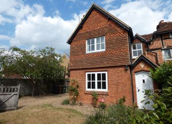 Thumbnail 2 bed semi-detached house for sale in The Street, West Horsley, Leatherhead
