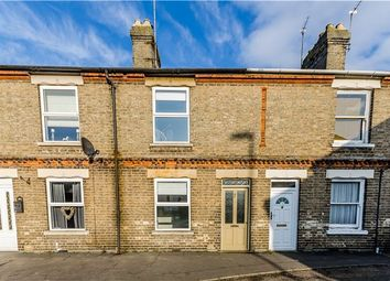 Thumbnail 2 bed terraced house for sale in Hall Street, Soham, Ely