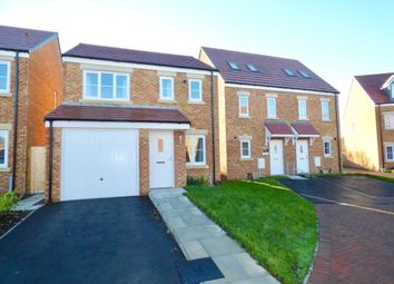 Thumbnail 3 bedroom detached house to rent in Bleaberry Way, Carlisle, Cumbria