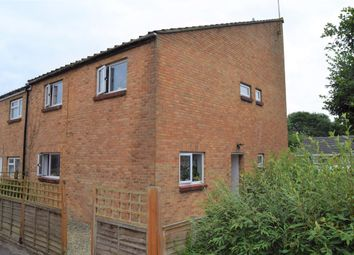 Thumbnail 4 bedroom end terrace house for sale in Warneford Close, Toothill, Swindon