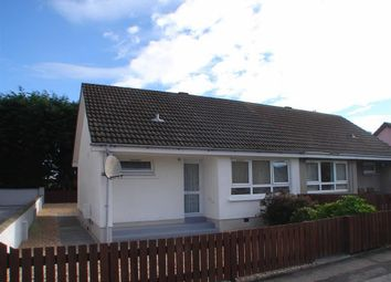 Thumbnail 1 bed semi-detached bungalow for sale in Glebe Road, Mosstodloch