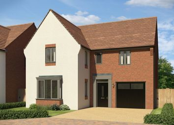 Thumbnail 4 bed detached house for sale in Emerald Grove, Lawley Drive, Lawley, Telford