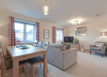 Thumbnail 2 bed flat for sale in Greenfinch Close, Melksham
