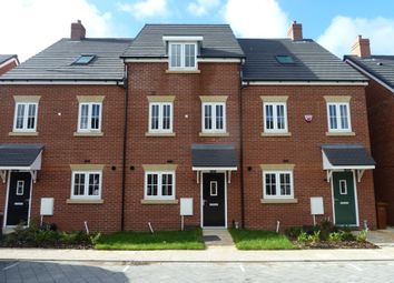 Thumbnail 4 bed mews house to rent in Hornbeam Close, Great Moor, Stockport, Cheshire