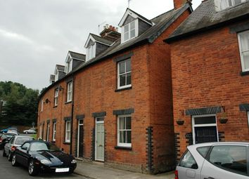 Thumbnail 3 bed terraced house to rent in Victoria Road, Godalming