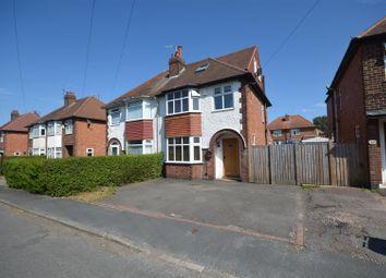 Thumbnail 3 bed semi-detached house for sale in Abingdon Drive, Ruddington, Nottingham