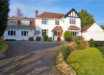 Thumbnail 5 bed detached house for sale in Station Road, Pershore