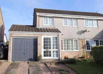 Thumbnail 3 bed semi-detached house for sale in Eurgan Close, Llantwit Major