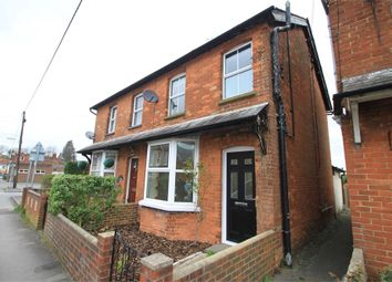 Thumbnail 2 bed semi-detached house to rent in Mount Pleasant Road, Alton