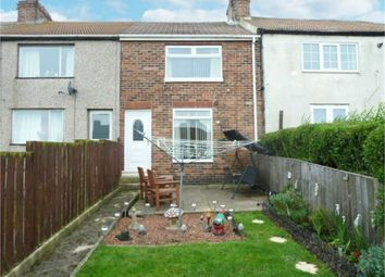 Thumbnail 2 bed terraced house for sale in Raby Avenue, Easington Village, Peterlee, Durham