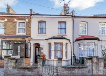 Thumbnail 3 bed terraced house for sale in Creighton Avenue, London