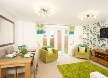 "Thumbnail 4 bedroom end terrace house for sale in ""Plot 50 - The Belbury"" at Empress Court, Bridgwater"