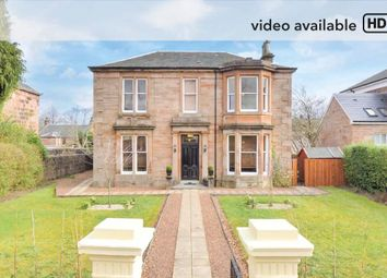 Thumbnail 4 bedroom detached house for sale in Bothwell Road, Uddingston, Glasgow