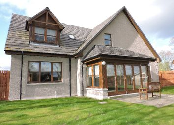 Thumbnail 5 bed detached house to rent in Midmill, Kintore, Aberdeenshire