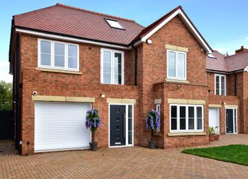 Thumbnail 5 bed detached house for sale in Collinswood Road, Farnham Common