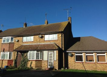 Thumbnail 4 bedroom property to rent in Newington Close, Southend-On-Sea