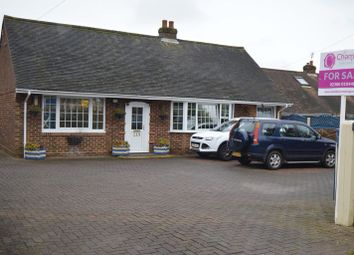 Thumbnail 3 bedroom detached bungalow for sale in Brook Lane, Sarisbury Green, Southampton
