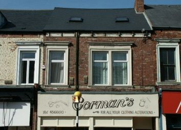 Thumbnail 4 bed maisonette to rent in Back Of Dean Road, South Shields