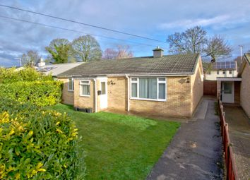 Thumbnail 3 bed semi-detached bungalow for sale in Highfield Close, Duxford, Cambridge