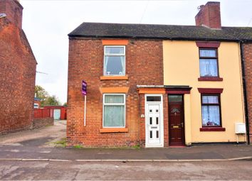 Thumbnail 3 bed end terrace house for sale in Linton Heath, Linton, Swadlincote