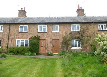 Thumbnail 2 bed terraced house to rent in Stocks Road, Aldbury, Tring