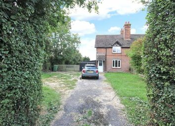 Thumbnail 2 bedroom end terrace house to rent in Petwick Cottages, Faringdon, Oxfordshire