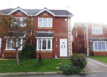 Thumbnail 2 bed semi-detached house for sale in Llys Glanrafon, Kinmel Bay, Rhyl, Conwy