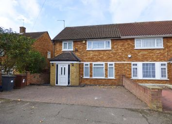 Thumbnail 4 bed property for sale in Stanborough Avenue, Borehamwood