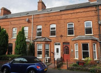 Thumbnail 4 bed terraced house for sale in Bathgate Drive, Belmont, Belfast