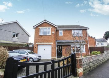 Thumbnail 4 bed detached house for sale in Llety Gwyn, Bridgend
