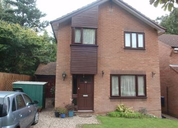 Thumbnail 4 bed detached house to rent in Oakdale Road, Brundall, Norwich
