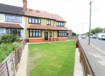 Thumbnail 4 bedroom semi-detached house for sale in Stainforth Road, Newbury Park, Essex