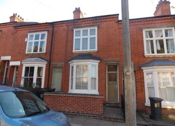 Thumbnail 4 bed terraced house to rent in Lorne Road, Leicester