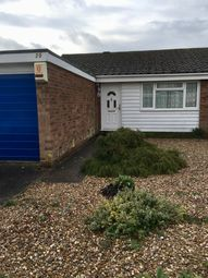 Thumbnail 2 bedroom bungalow to rent in Clovelly Way, Bedford