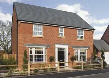 "Thumbnail 4 bed detached house for sale in ""Bradgate"" at Station Road, Langford, Biggleswade"