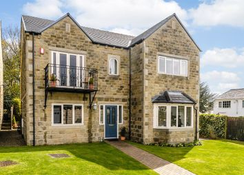 Thumbnail 6 bed detached house for sale in The Glade, Baildon, Shipley
