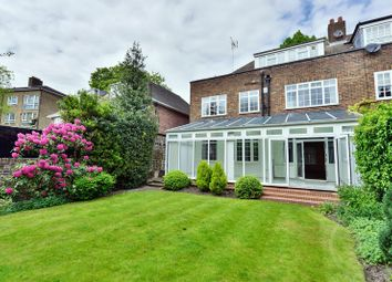 Thumbnail 5 bedroom semi-detached house to rent in Boundary Road, St Johns Wood, London