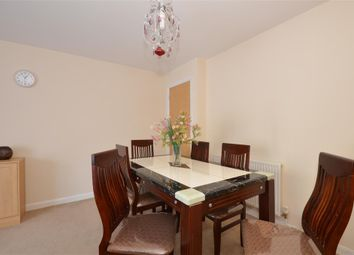 Thumbnail 4 bed town house for sale in Elderberry Way, East Ham, London