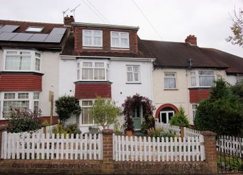 Thumbnail 4 bed terraced house for sale in Serpentine Road, Fareham