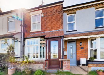 Thumbnail 3 bed terraced house for sale in Wyndham Park, East Runton, Cromer