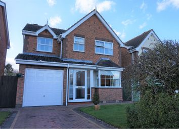 Thumbnail 4 bed detached house for sale in Wyndham Road, New Waltham, Grimsby