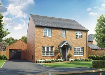 "4 bed detached house for sale in ""The Histon "" at Oakington Road, Cottenham, Cambridge CB24"