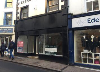Thumbnail Retail premises to let in 14 Devonshire Street, Penrith